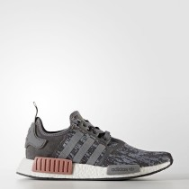 Mujer Adidas Originals NMD_R1 Zapatos Gris Five / Gris Three / Raw Fucsia BY9647