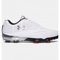 Under Armour Tour Tips Zapatos de golf Hombre Blancas (102)