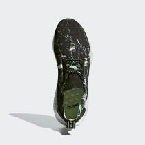 Mujer/Hombre zapatillas Adidas Originals NMD_R1 Primeknit zapatillas Núcleo Negro/Ftwr Blanco/Aero Verde BB7996