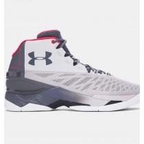 Zapatillas de baloncesto Under Armour Longshot Hombre Gris (289)