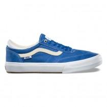 Hombre Vans Gilbert Crockett 2 Pro Zapatos Hombre Delft / Blancas