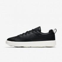 Zapatillas de golf Nike Course Classic Hombre 905232-001 Negro / Sail / Negro
