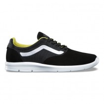 Hombre Vans Ballistic Iso 1.5 Zapatos Hombre Negro / Apio