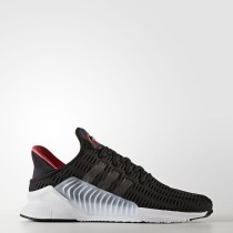 Adidas Originals Climacool 02.17 Zapatos Hombre Core Negro / Utility Negro / Calzado Blancas CG3347