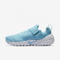 Zapatillas de golf Mujer Nike Air Zoom Gimme 875849-400 Vivid Sky / Blancas / Blancas / Vivid Sky
