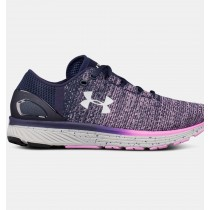 Mujer Under Armour Charged Bandit 3 Zapatillas de running Azul marino / Fucsia (410)