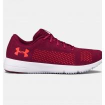 Zapatillas de running Under Armour Rapid Mujer Rojo / Naranja