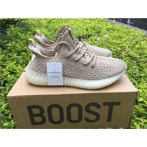 "Mujer / Hombre Adidas Yeezy Boost 350 V3 ""Tan"""