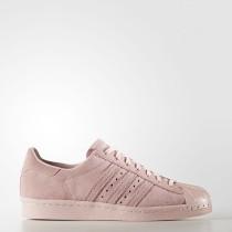 Adidas Originals Superstar 80s Zapatos Mujer Icey Fucsia / Icey Fucsia / Icey Fucsia CP9946