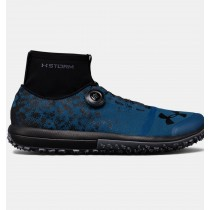 Zapatillas Hombre Under Armour Fat Tire Ascent Mid Azul marino (918)