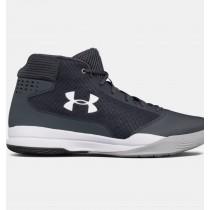 Zapatillas de baloncesto Hombre Under Armour Jet 2017 Gris (008)
