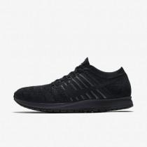 Zapatillas de running NikeLab Zoom Flyknit Streak Mujer/Hombre 904711-001 Negro / Negro / Negro