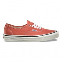 Vans Anaheim Factory Authentic 44 DX Zapatillas Hombre Rust