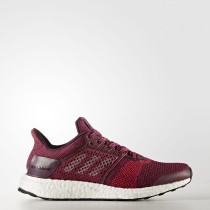 Mujer Running Zapatillas Adidas UltraBOOST ST Misterio Ruby / Noche Metalicas / Rojo Night S80620