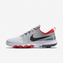 Zapatillas de golf Nike FI Impact 2 Hombre 776111-001 Wolf Gris / Pure Platinum / Oscuro Gris / Negro