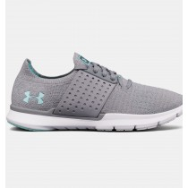 Zapatillas Mujer Under Armour Threadborne Slingwrap Gris (100)