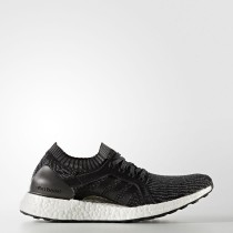 Zapatillas Mujer Running Adidas Ultra Boost X Core Negro / Gris oscuro Heather Solid Gris / Onix BB1696