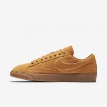 Zapatillas Nike Blazer Low Mujer AA3962-701 Oro Dart / Gum Ligero Marrón / Oro Dart
