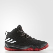 Baloncesto Adidas D Rose Dominate III Hombre Utility Negro / Core Negro / Scarlet CQ0728