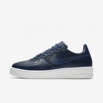 Zapatillas Hombre Nike Air Force 1 UltraForce 845052-403 Midnight Azul marino / Summit Blancas / Midnight Azul marino