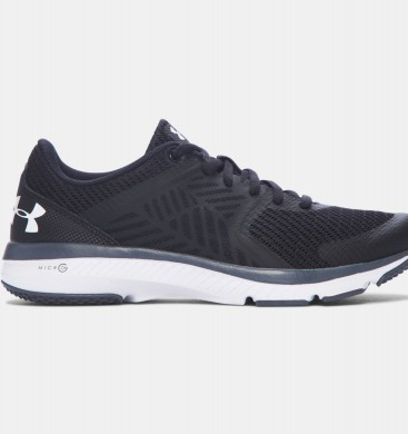 Zapatillas de Training Under Armour Micro G® Press Mujer Negro (001)