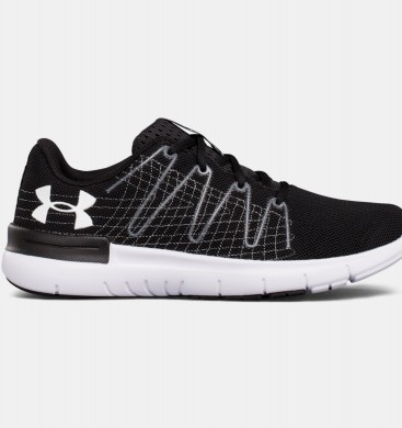 Under Armour Thrill 3 Running Zapatillas Mujer Negro (001)