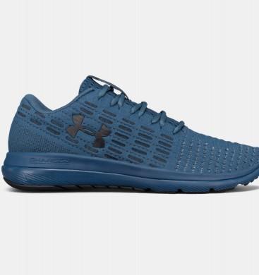 Under Armour Threadborne Slingflex Zapatos Hombre Azul marino (400)