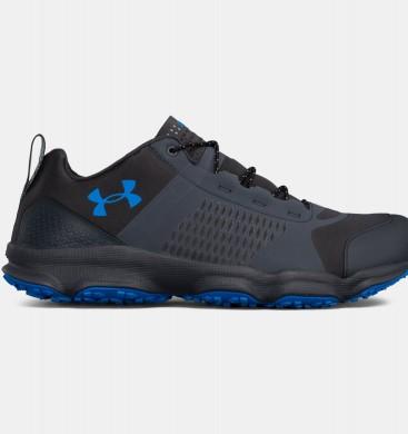 Hombre Under Armour SpeedFit Hike Low Boots Gris / Azul (016)