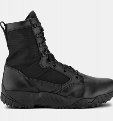 Under Armour Jungle Rata Boots Hombre Negro (001)