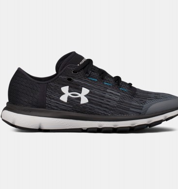 Zapatillas de running Mujer Under Armour SpeedForm® Velociti Gris / Negro (100)