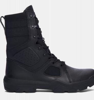 Under Armour FNP Tactical Boots Hombre Negro (001)