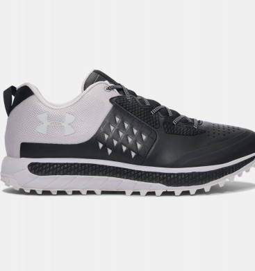 Zapatillas de running Under Armour Horizon STR Trail Hombre Negro / Blancas (003)