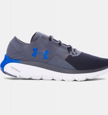 Zapatillas para correr Under Armour SpeedForm® Fortis 2.1 Gris / Azul (076)