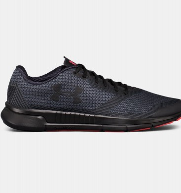 Zapatillas para correr Underwater Charged Ligeroning Hombre Oscuro Gris / Negro (008)