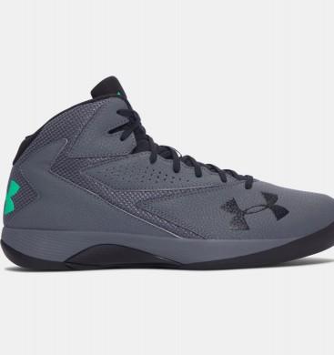 Under Armour Lockdown Zapatillas de baloncesto Hombre Gris (076)
