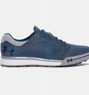 Zapatillas de golf híbrido Under Armour Tempo Hombre Azul marino (411)