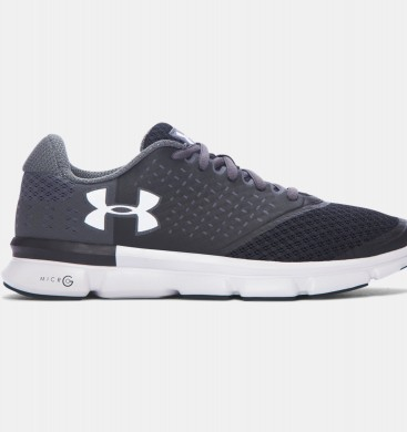 Zapatillas de running Under Armour Speed Swift 2 Mujer Negro / Gris (001)