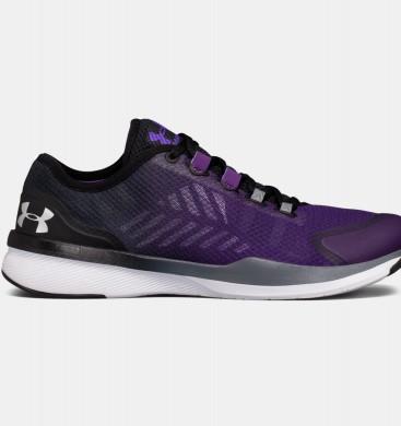 Zapatos de Training con empuñadura cargada Under Armour Mujer Púrpura / Negro (547)