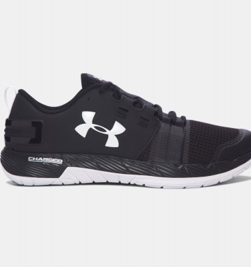 Hombre Under Armour Commit Training Zapatillas Negro (001)