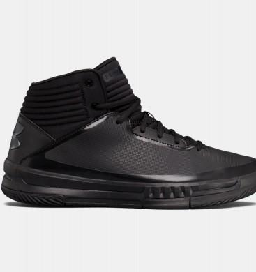 Under Armour Lockdown 2 Zapatillas de baloncesto Hombre Negro (002)