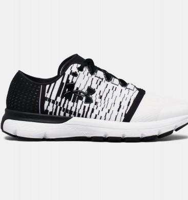 Zapatos Hombre Under Armour SpeedForm® Gemini 3 Graphic Blancas / Negro (101)