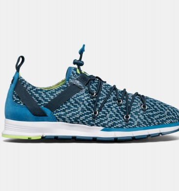 Under Armour Charged All-Around Speedknit Lifestyle Zapatos Mujer Azul marino (918)