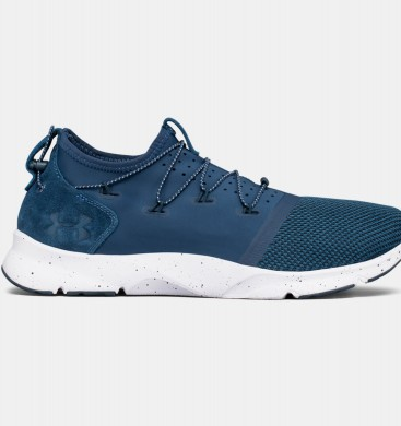 Hombre Under Armour Cinch Running Zapatillas Azul marino (918)