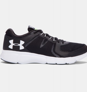 Zapatillas Hombre Under Armour Thrill 2 Negro / Blancas (001)