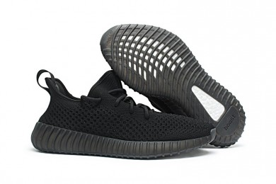 Mujer / Hombre Adidas Yeezy Boost 350 V3 Triple Negro