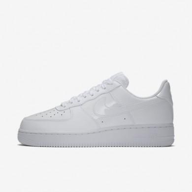 Zapatillas de mujer Nike Air Force 1 '07 AH0287-100 Blancas / Blancas