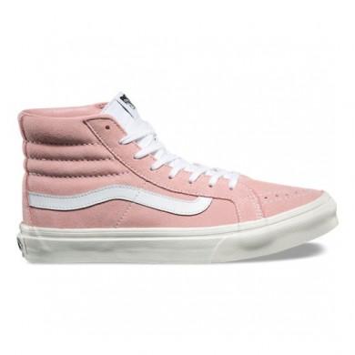 Zapatillas Vans Retro Sport SK8-Hi Slim Mujer Blossom / True Blancas