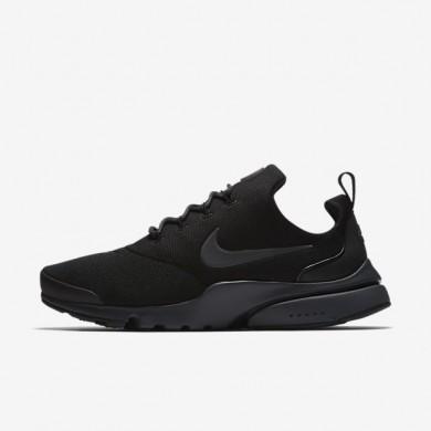 Zapatillas Nike Presto Fly Hombre 908019-008 Negro / Antracita / Antracita