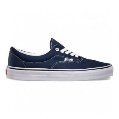 Zapatillas Mujer Vans Era Azul Marino / Blancas EWZNVY
