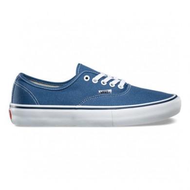 Vans Authentic Pro Zapatillas Hombre Azul marino / Blancas